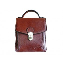 Sacoche cuir homme Georges 204