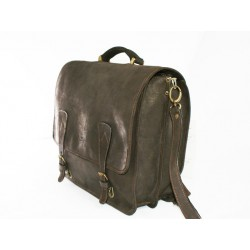 Cartable cuir Charles 256